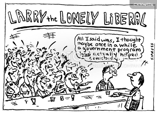 political party cartoon