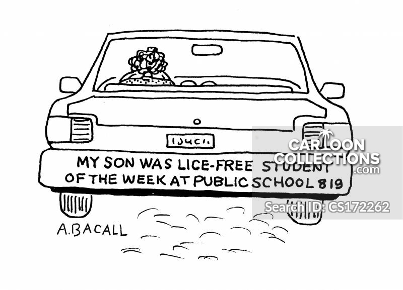Public Schools cartoon
