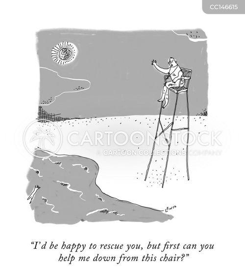 tall cartoon