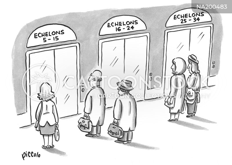 social status cartoon