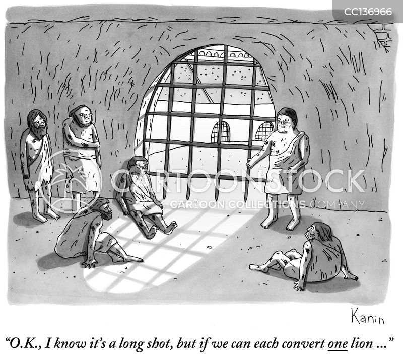 ancient romans cartoon
