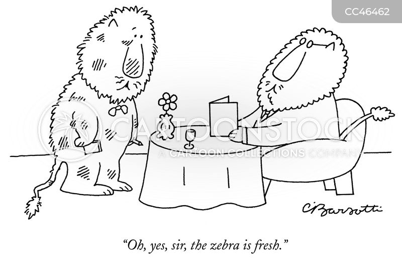 fresh food cartoon