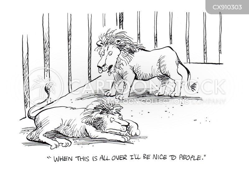 depresses cartoon