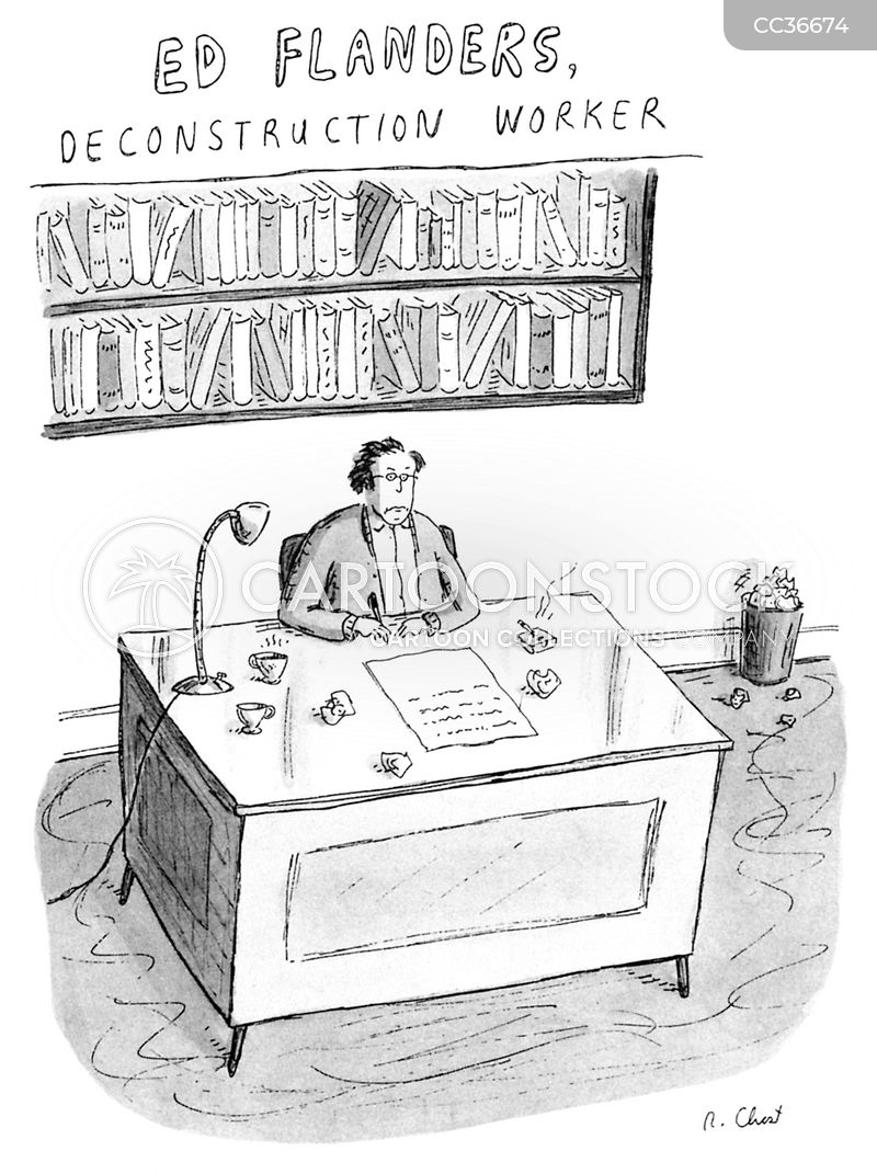 world literature cartoon