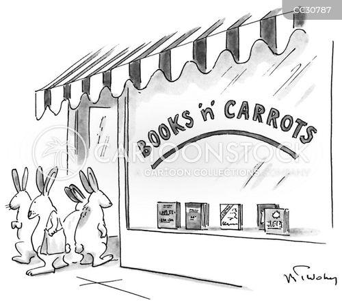 carrots cartoon