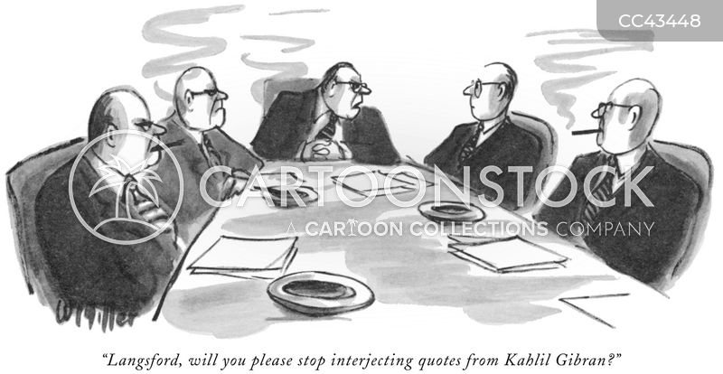 kahlil gibran cartoon