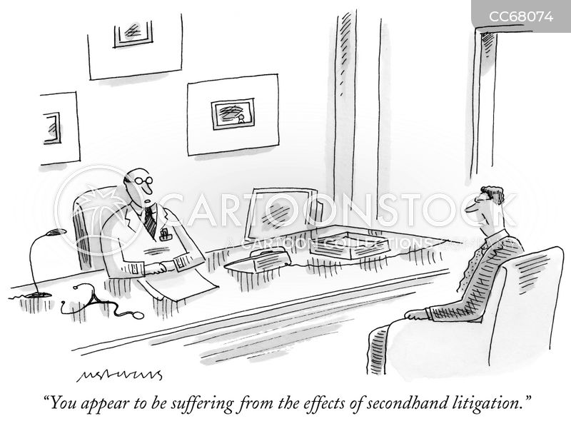 compensation society cartoon