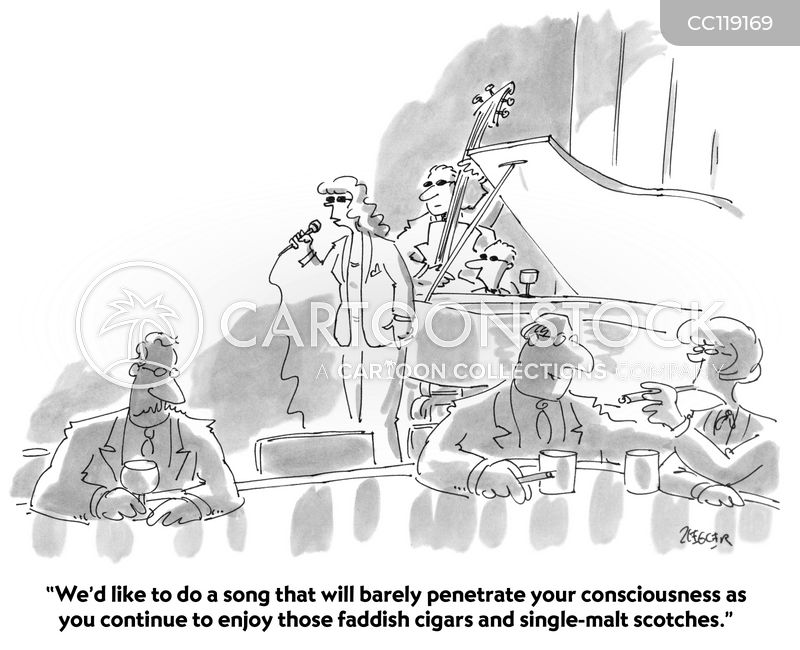 performers cartoon