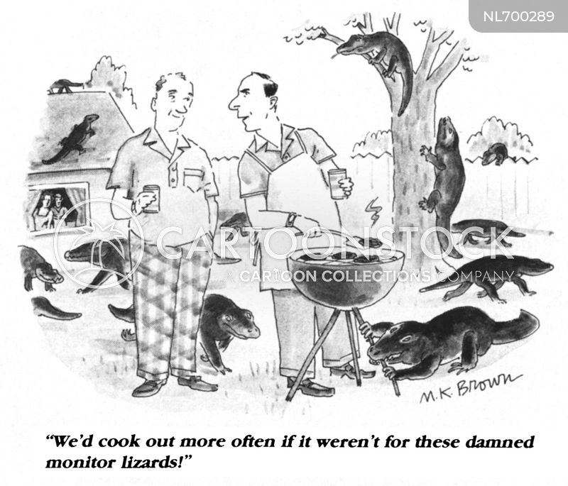 pest controls cartoon