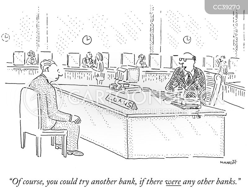 mergers cartoon