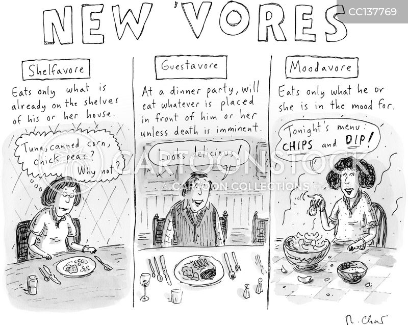 new diets cartoon