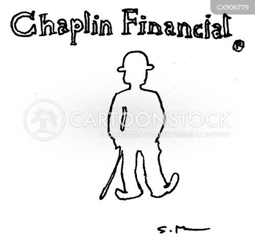 chaplin cartoon