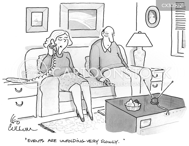 Long Term Relationships cartoon