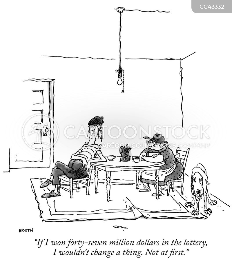 millions cartoon