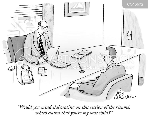 nepotist cartoon
