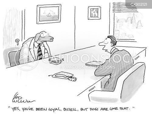 loyal cartoon