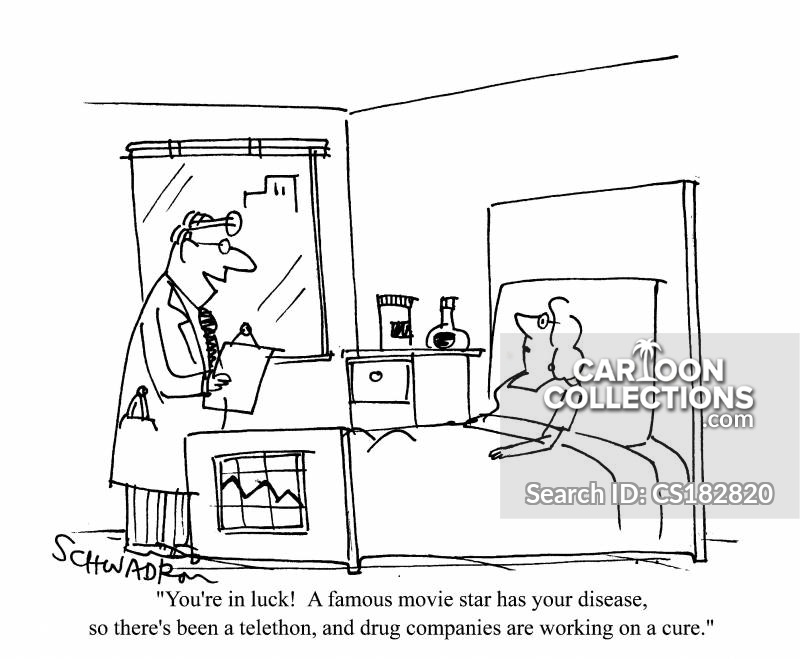 Unusual Disease Cartoons And Comics Funny Pictures From