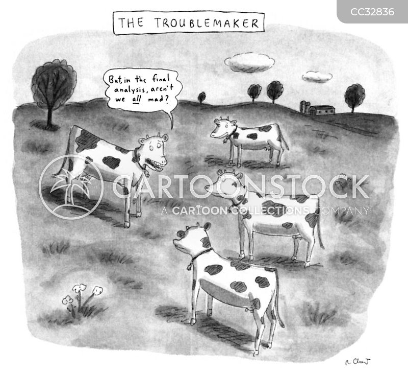 troublemaker cartoon