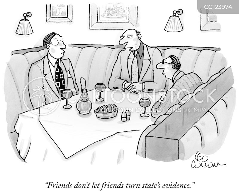 evidence cartoon