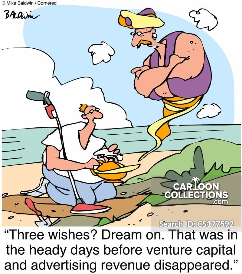 venture captialist cartoon