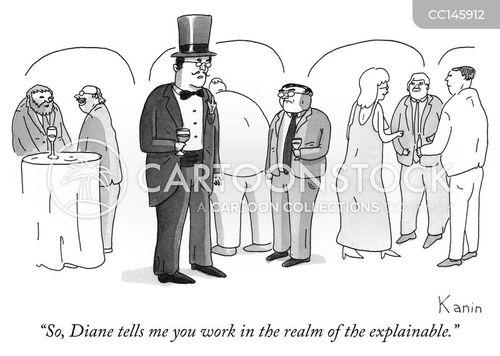 top hats cartoon