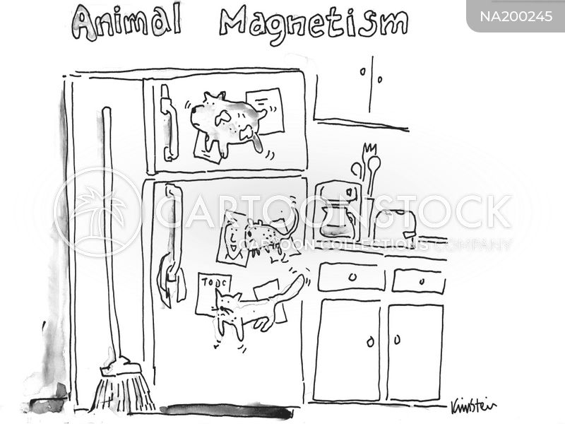 refrigerators cartoon