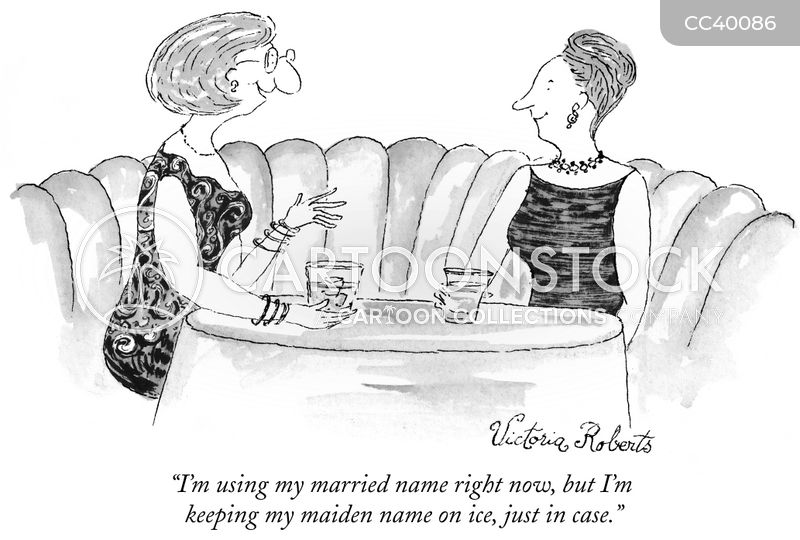 marriage problems cartoon