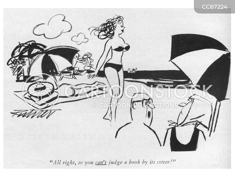 objectification cartoon