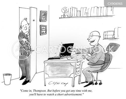 ad cartoon