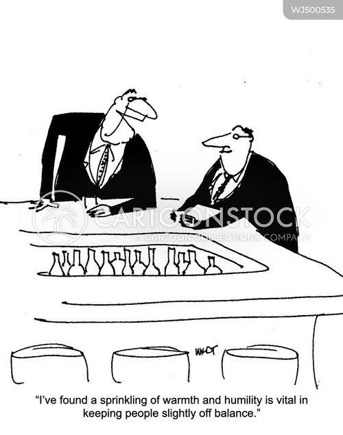 manipulate cartoon