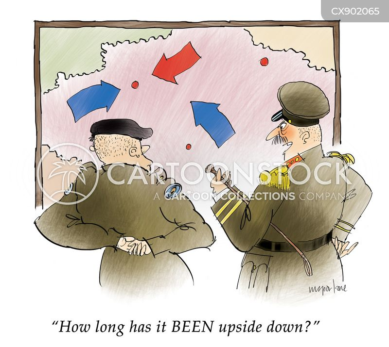 world war one cartoon