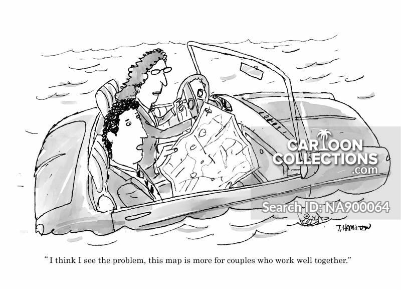 road-trips cartoon