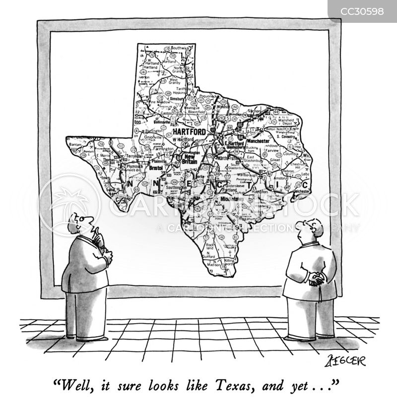 regions cartoon