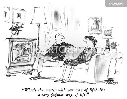 familiar cartoon