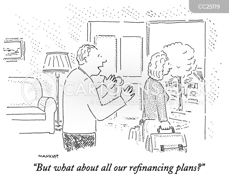 Interrupt Plans cartoon