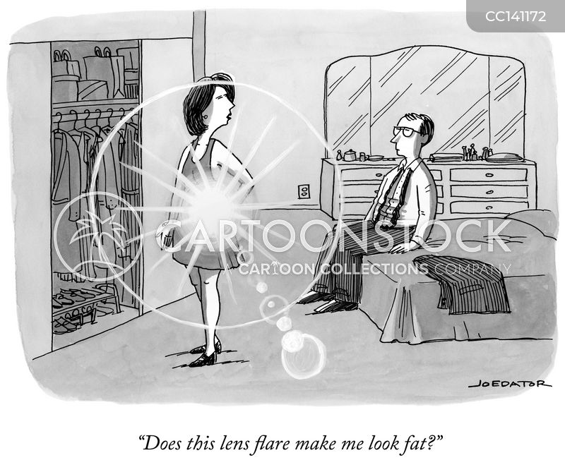 Lose Weight cartoon