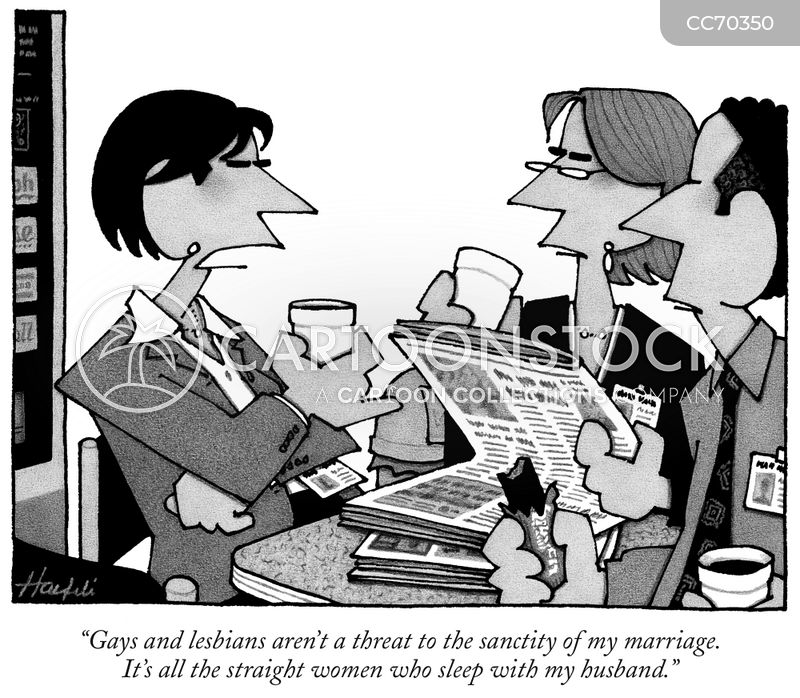 cheating husbands cartoon