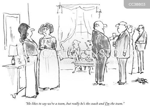 instruct cartoon