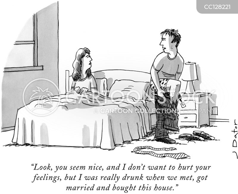 divorce proceedings cartoon
