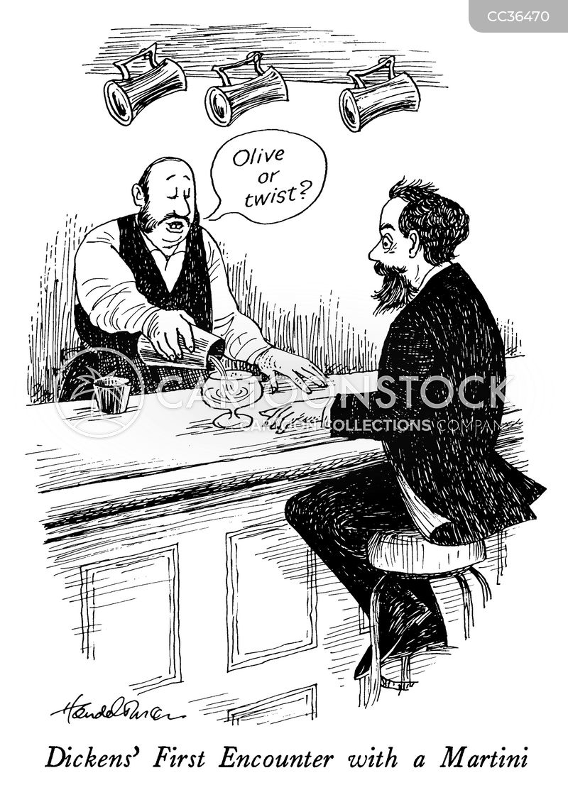 victorian literature cartoon