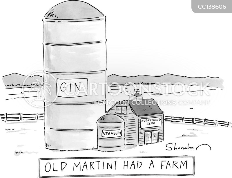 gins cartoon