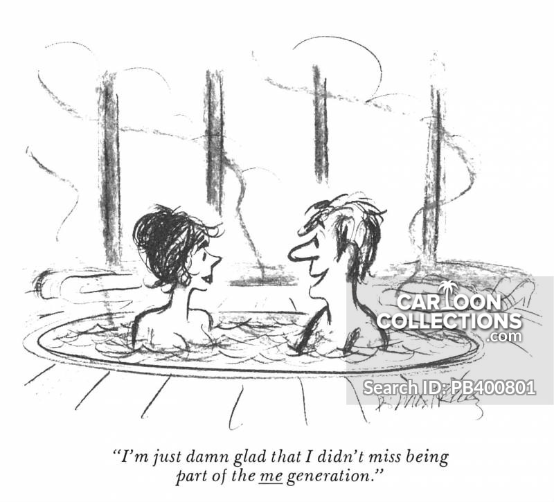 Jacuzzi cartoon