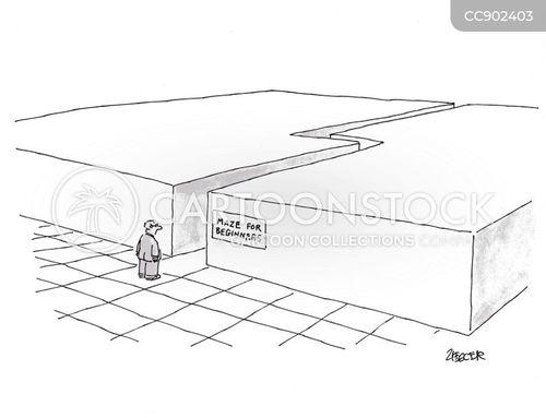 amateurs cartoon