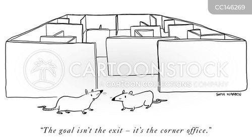 cubicle life cartoon