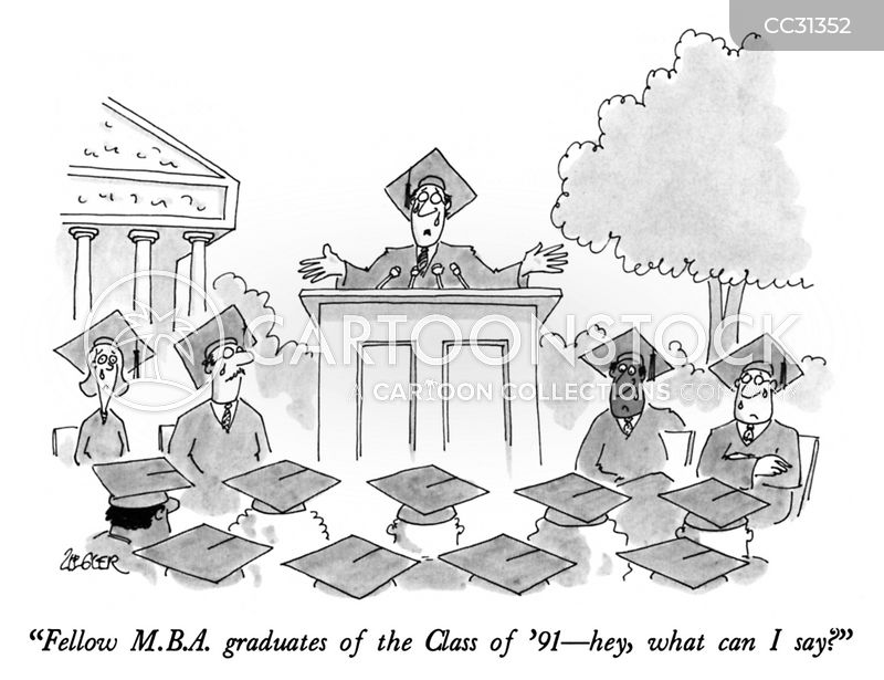 mbas cartoon