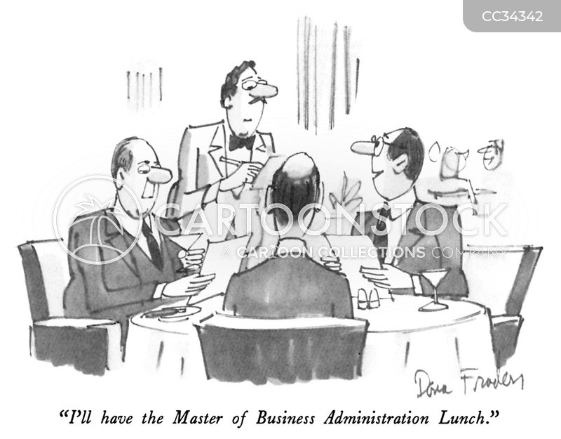 administration cartoon