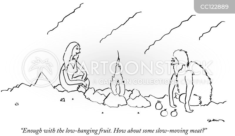 Anthropology cartoon