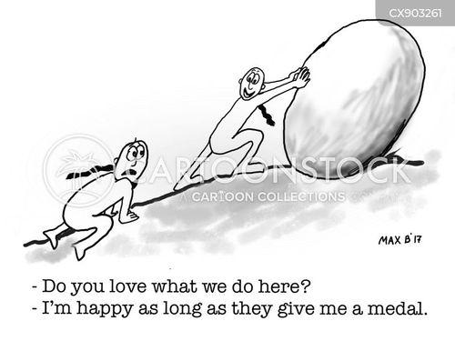 appreciation cartoon
