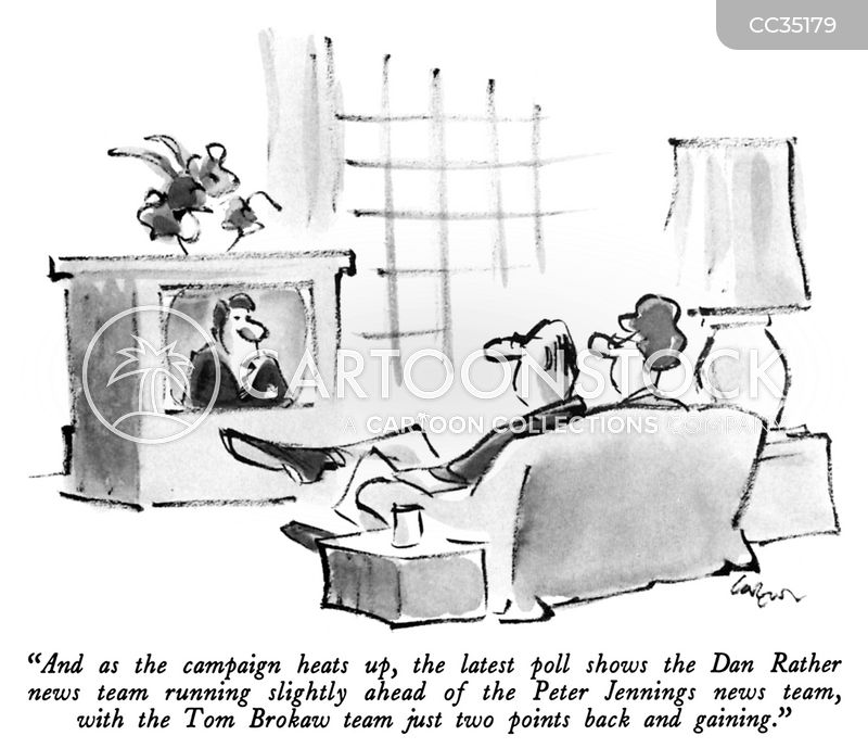 tv ratings cartoon