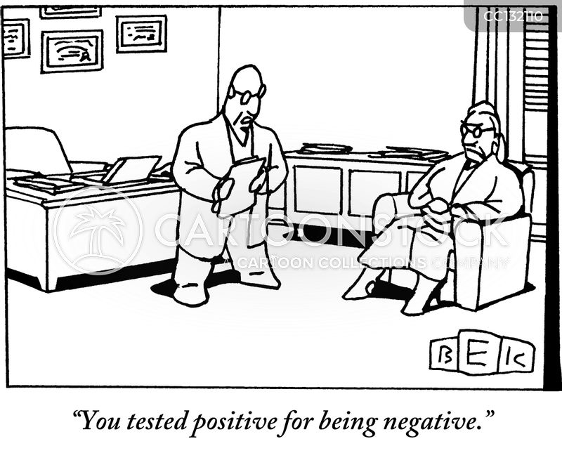 tests cartoon